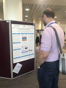 SCRIPT Poster at the COMET 2018 conference